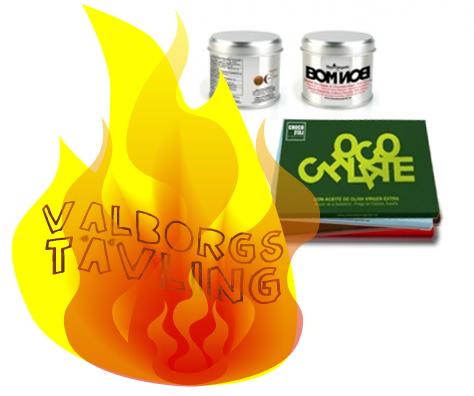 Valborgstävling